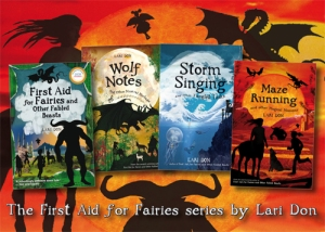 First Aid for Fairies series