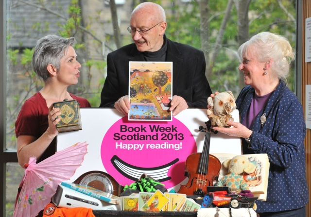 Free to use Book Week Scotland - the sequal