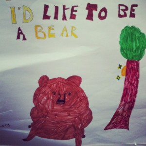 Book your Bear in for a Library Sleepover